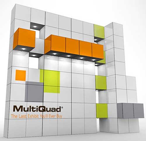 MultiQuad extendes frames