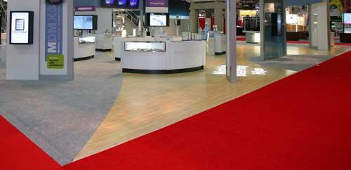 Tradeshow Flooring For Budget Minded Exhibitors Exhibit