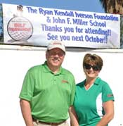 Thank you for supporting the Ryan Kendall Iverson Foundation Golf Tournament