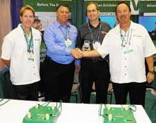 Rave reviews for paperless system at IBEX