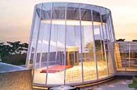 Jumeirah Himalayas Crystal Pavilion