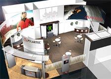 Polartec Booth