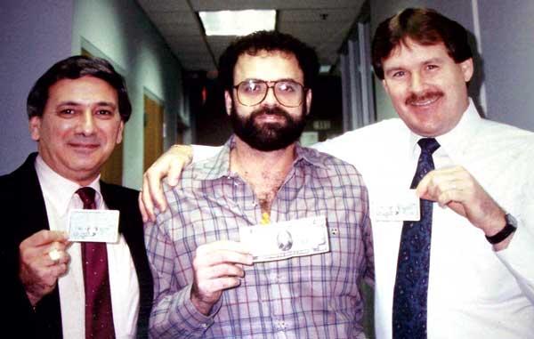 Jack, Pat and Tony