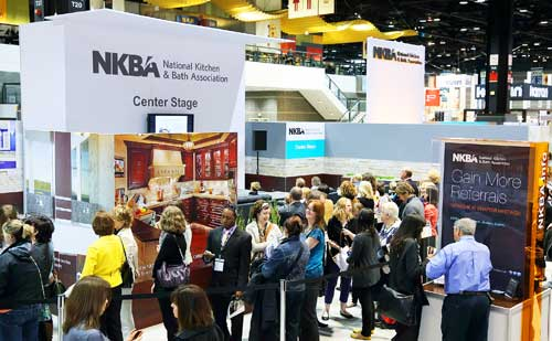 KBIS Is The Largest Event In North America Focused On The Kitchen And Bath  Segment, Attracting More Than 700 Exhibitors. © Oscar Einzig Photography