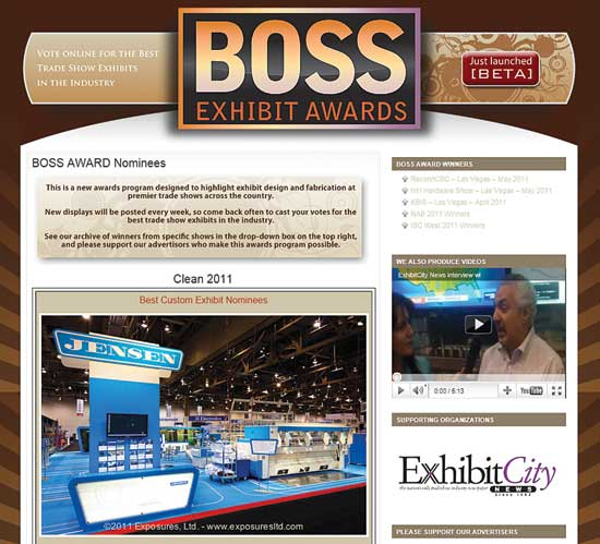 www.bossexhibitawards.com