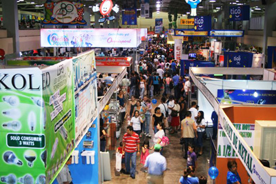 El Salvador's International Center for Fairs and Exhibitions