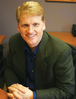 Mike McMahon, President, Hill & Partners
