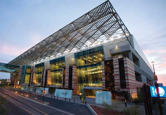 Phoenix Convention Center braces for busy summer