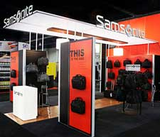 Hill & Partners signs Samsonite as client