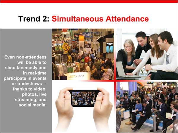 Live Marketing Trend Report