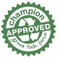 Green Task Force Seal Of Approval