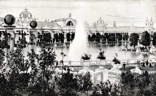 Louisiana Purchase Exposition - 1904