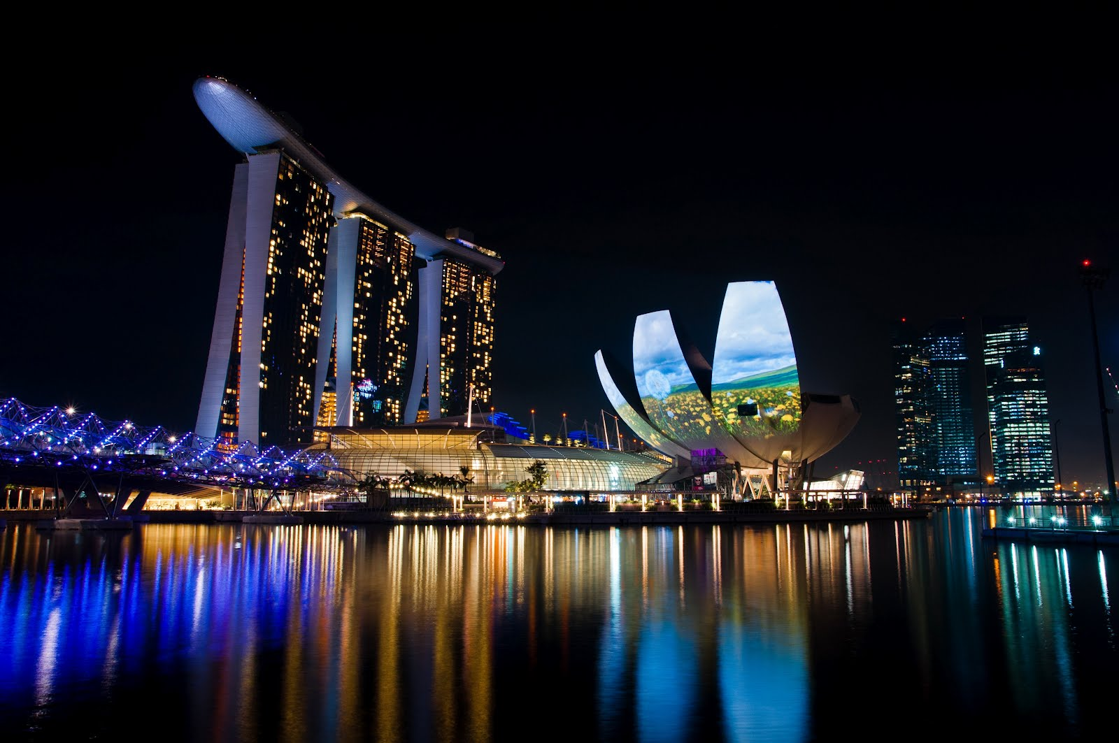 marina bay sands marketing Marina bay sands (mbs) has concluded its much coveted media pitch after a five-month long pitch process the agencies appointed are omd and forward3d, which are tasked with supporting the.